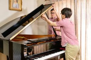 ピアノ 移動 家具 家電